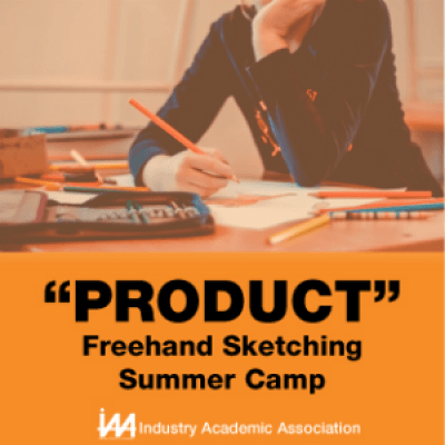 Product-Freehand Sketching Summer Camp Batch-3