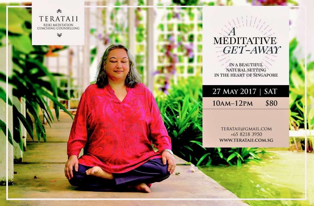 Terataii Meditative Get-Away