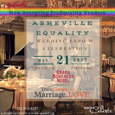 1st Annual Equality Asheville Celebration &amp Wedding Expo