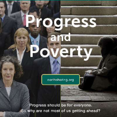 Progress and Poverty - Rethinking the Economy Conference Series