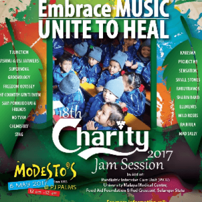 18th Charity Jam Session 2017