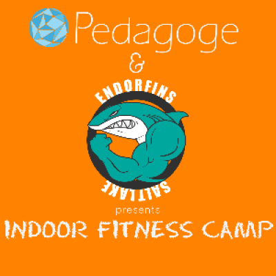 INDOOR FITNESS CAMP(Age 10-15)