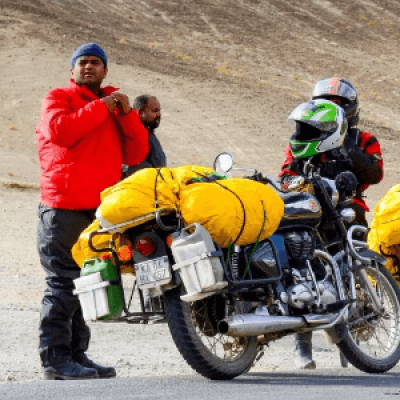 Leh Ladakh Enfield Riding Expedition