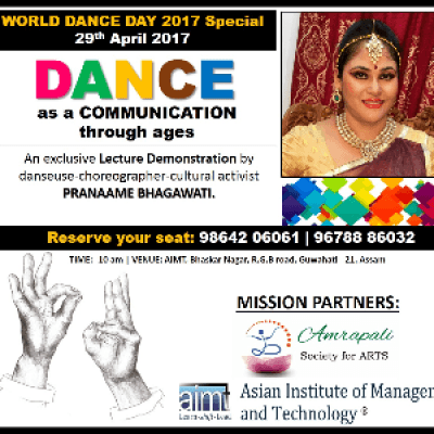 WORLD DANCE DAY 2017