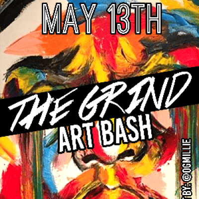 TheNYCGrind Ultra Art Bash