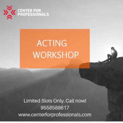 Acting &amp Film Making Workshop For Free