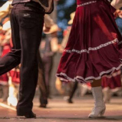 Mexican Fiesta Social Dance Party