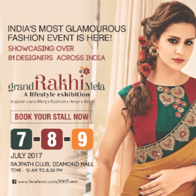 K K Events (Grand Rakhi Mela Lifestyle Exhibition)