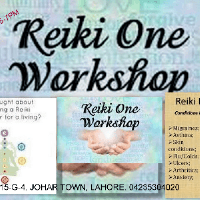 REIKI Level 1 workshop and attunement
