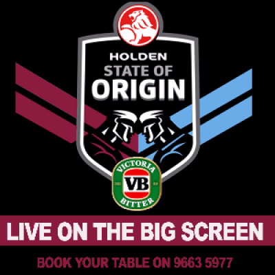 State of Origin GAME 1  The Lion