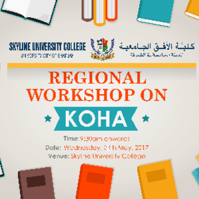 Regional Workshop On Open Source Technologies for Libraries