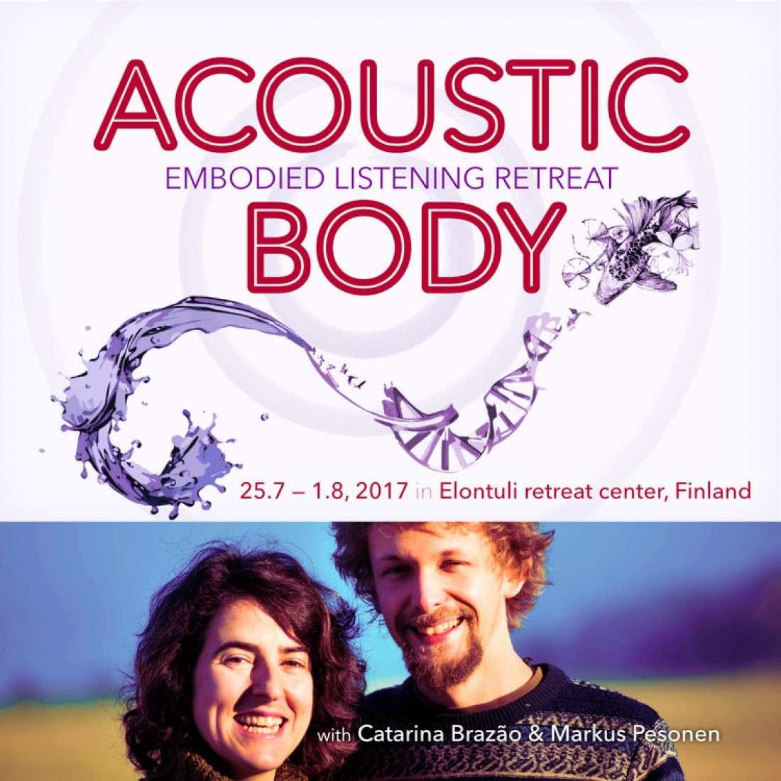 Acoustic Body Retreat