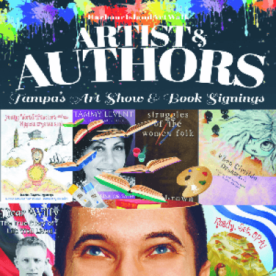 Tampa Artist &amp Authors Day