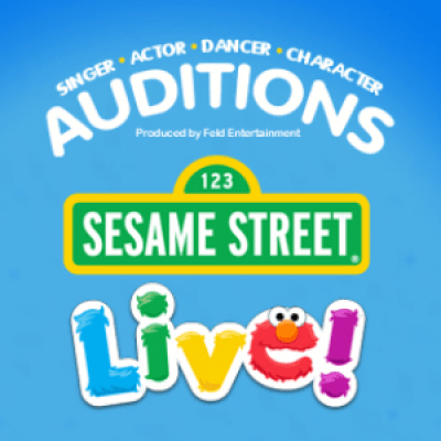 Sesame Street Live Auditions - NYC