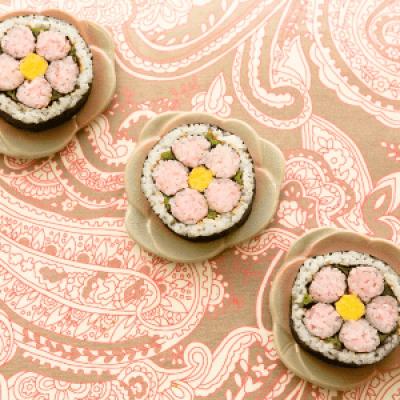 3rd Grade Art Maki Sushi Course