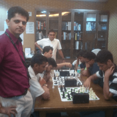 Open Rapid Rating Chess Tournament 2017