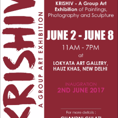Krishiv - A GROUP ART Exhibition