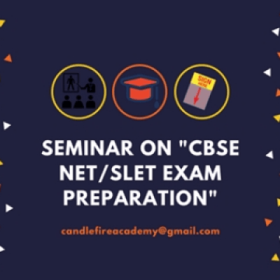 Seminar on &quotUGC NETSLET PREPARATION&quot
