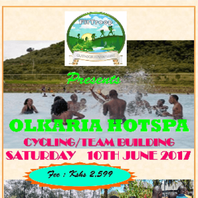 The World Is Yours To Explore Olkaria Hotspa