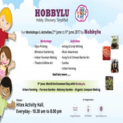 Hobbylu Kids Carnival Workshops