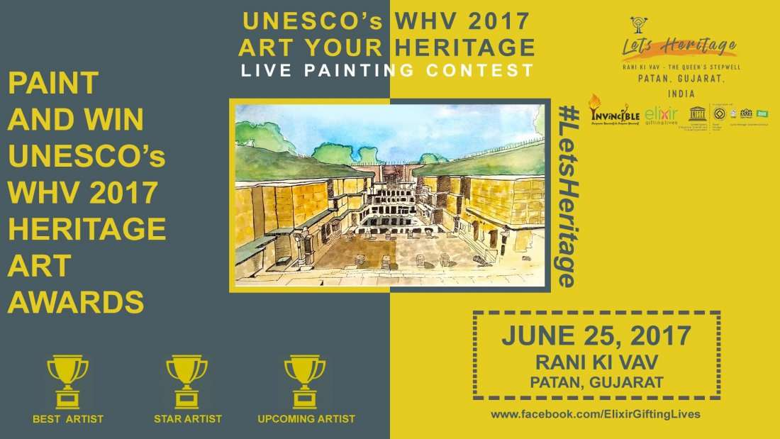 UNESCOs WHV 2017 Painting Contest