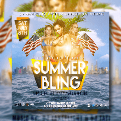 Summer Bling The 4th After Party