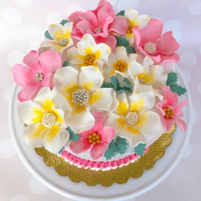 Sugar Flowers Workshop  Hilton Bangalore