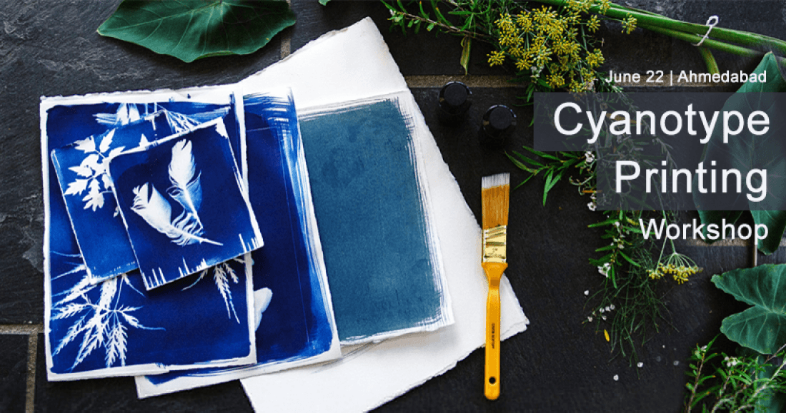 Cyanotype Printing - Workshop