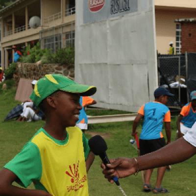 Under 13 Mock Cricket World Cup Season -2- 2017