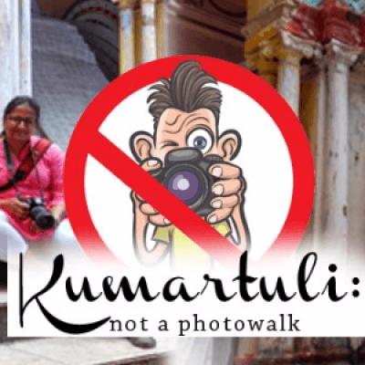 Kumartuli Not a Photowalk