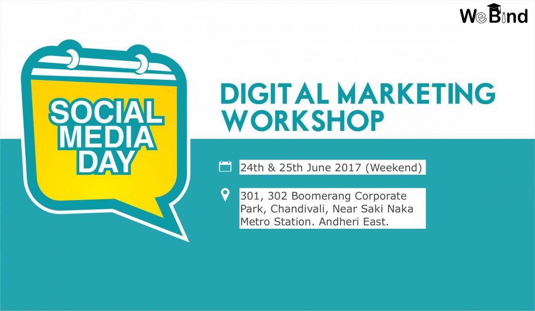 Digital Marketing - Social Media Special