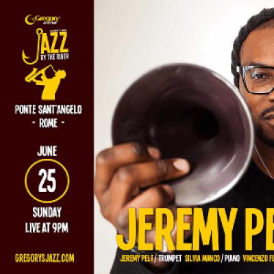 Jeremy Pelt 4tet  Jazz b y the River (Gregorys Jazz Club at Ponte SantAngelo)