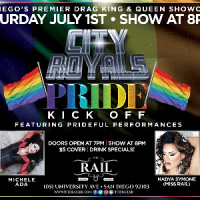 City Royals Pride Kick Off