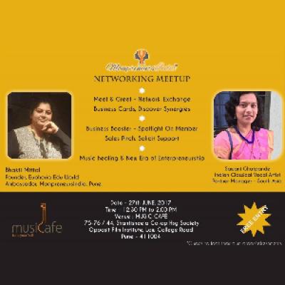 June Women Entrepreneurs Networking Meetup - Pune