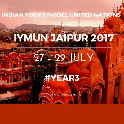 IYMUN Jaipur 2017