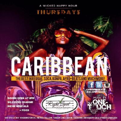 Caribbean Thursdays  A Wicked Happy Hour