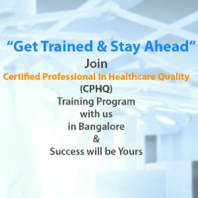 CPHQ Training for Healthcare Professionals