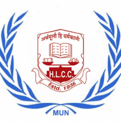 HLCC Model United Nations Conference  ( HLCC MUN 2017-18 )