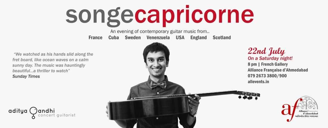 Songe Capricorne  Contemporary Music From Around The World