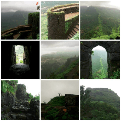 A One Day Trek to Fort Tikona