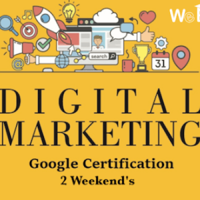 4-Days Digital Marketing With Google Certification