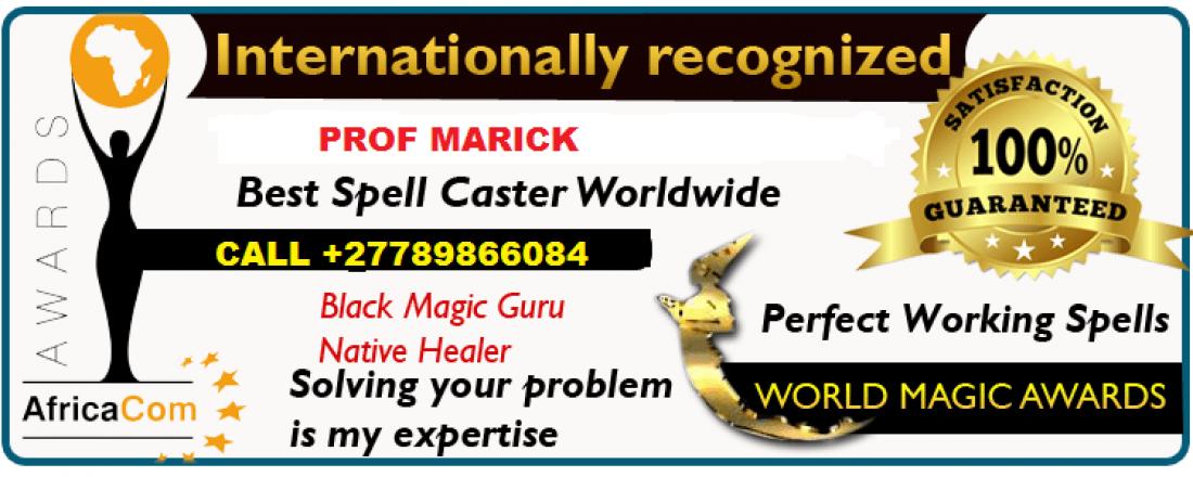 TRADITIONAL HEALER IN ESTCOURT CALL 27789866084