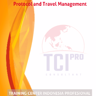 Protocol and Travel Management Training