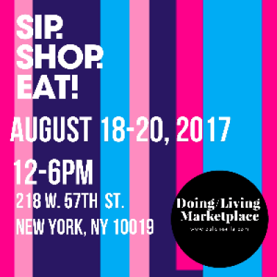 SIP. SHOP. EAT at The Collective Market  Midtown