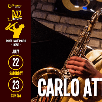 Carlo Atti 4 tet at Jazz by the River  July 22 and 23