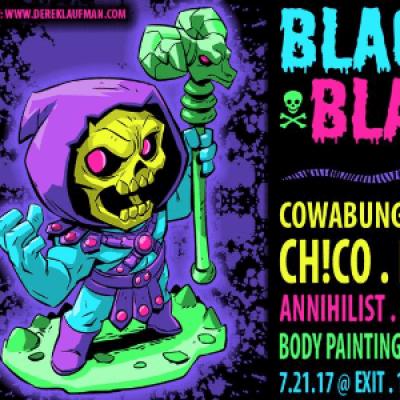Blacklight Blackout ft. Cowabunga Takeover &amp Mike Bledsoe