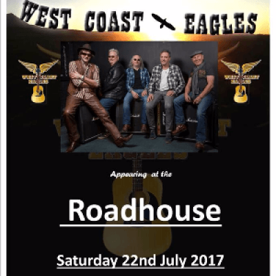 WEST COAST EAGLES - THE EAGLES TRIBUTE