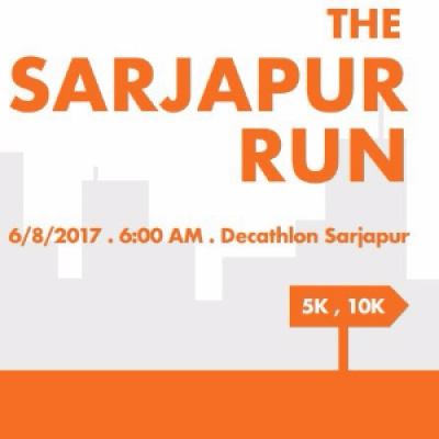 The Sarjapura Run - Run For A Cause