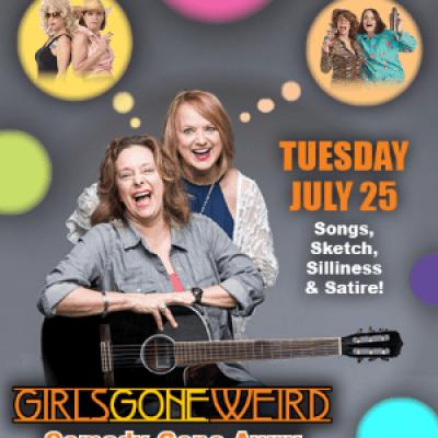Girls Gone Weird...Comedy Gone Awry