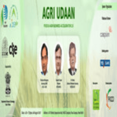 Launch of AGRI UDAAN